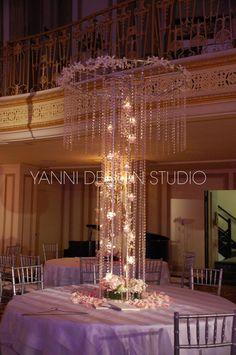 20 silver wedding chandeliers centerpieces decorations crystal wedding flowers and decorations chandelier centerpiececrystal centerpiecescenterpiece rentalsfloral aloadofball Images