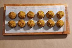 Blue cheese truffles