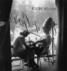 R, Doisneau Parigi 1946