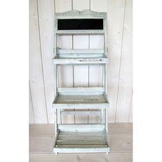 Dřevěný stojan s tabulí Bookcase, Shelves, Home Decor, Shelving, Decoration Home, Room Decor, Book Shelves, Shelving Units, Home Interior Design