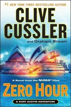 Zero Hour / Clive Cussler and Graham Brown