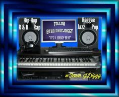 """#First Class #Music Producer @Jay Anderson  aka #The1TrueJDiggy with those Hot """"JDiggy"""" Beats! #HipHop #Rap #RnB #Pop #Reggae #Jazz to name a few!! #TeamJDiggy"""