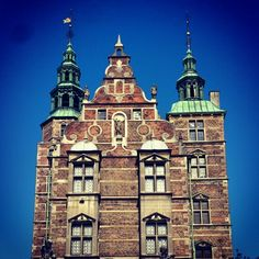 Rosenborg Castle, Copenhagen