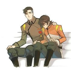 keith: I've got a troublesome guy, kicking it out, and I've got three weeks off. shiro:…..;;;;;; [[MORE]]hahaha;