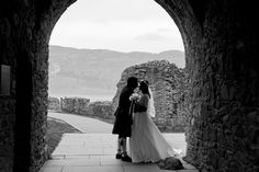 This is us at the Guard Room at Urquhart Castle. Wonderful photo was taken by Jack Rutherford Photography.