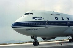 Olympic Airways B 747-212 (Olympic Spirit) [SX-OAC]