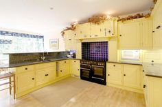 I just saw this on Rightmove, we manufactured this kitchen about 15 years ago!!
