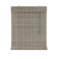 @ Lowes - LOVE THIS!!! - Radiance Warm Gray Light Filtering Bamboo Roller Shade (Common: 72-in; Actual: 72-in x 72-in)