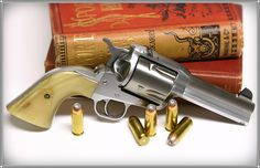 custom ruger single action revolver 50AE