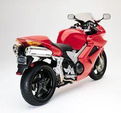 2002 Honda VFR800A Interceptor ABS