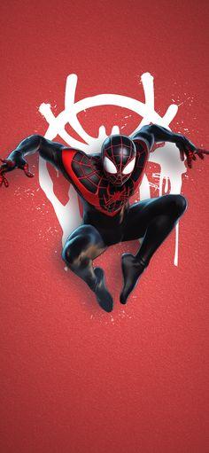 Spiderman Miles Morales PS5 Wallpaper