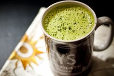 Green Tea Latte. It's very delicious & testy also healthy. Visit the page get more Info.........