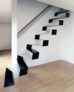 Escada de FITA!