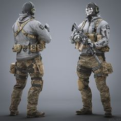 Special Forces Gear, Military Special Forces, Military Gear, Military Equipment, Call Off Duty, Guerra Anime, Tac Gear, Combat Gear, Special Ops