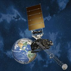 GOES-R, NOAA's latest weather satellite, launched 2016/11/19