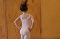 Intro to Ballet Camp Ravenna Eckstein Community Center Seattle, WA #Kids #Events