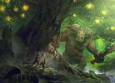 Mythic Battles Pantheon: Heracles Expansion Cover, Guillem H. Pongiluppi on ArtStation at https://www.artstation.com/artwork/BO4m8