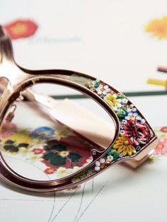 Imagem de art and glasses