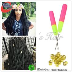 Find More Bulk Hair Information about Synthetic african american braiding freetres crochet braids hair extensions xpression braiding extension ombre braiding twist,High Quality twist disc,China hair trimmers Suppliers, Cheap hair restoration laser comb from Brenna's Hair Shop on Aliexpress.com