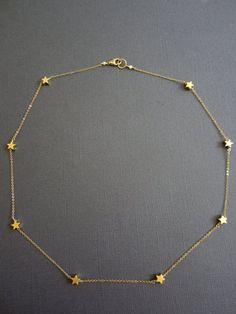 Star Necklace mamma mia necklace Sofie's star necklace by Star Jewelry, Cute Jewelry, Gold Jewelry, Jewelry Accessories, Long Silver Necklace, Silver Necklaces, Silver Ring, Accesorios Casual, Minimalist Necklace