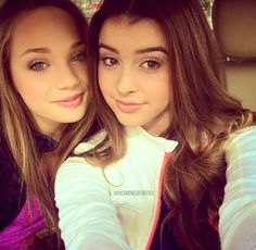 Maddie & Kilani's makeup