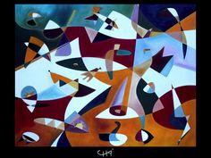 Oil on canvas 50 X 40 cm ®Carlos Chá