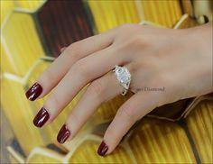 Asscher Diamond Engagement Ring 4.70 carat E-F color VVS-VS Asscher Cut Diamond Engagement Ring, Diamond Cuts, Color, Jewelry, Jewlery, Jewerly, Colour, Schmuck, Jewels