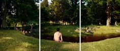 David Hilliard- 2001-2005 Artistic Photography, Photography Ideas, Triptych, New Series, David, Swimmers, Photographers