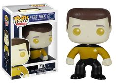 Funko Pop TV: Star Trek - Data Vinyl Figure