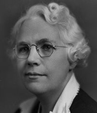 Florence Laura Goodenough (1886 – 1959) was an American psychologist and professor at the University of Minnesota who is noted for developing the Minnesota Preschool Scale and the Goodenough Draw-A-Man test (now the Draw-A-Person Test). She wrote the Handbook of Child Psychology in 1933, and she became president of the National Council of Women Psychologists in 1942. She is also noted for her instruction of Ruth Howard, the second African American woman to earn a Ph.D. in Psychology.