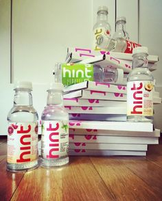 When #thursday makes you too #thirsty  @hint_water #HitchSwitch #claimyourname…