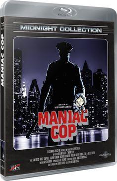 "Jeu Concours: 3 Bluray de ""Maniac Cop"" à gagner"