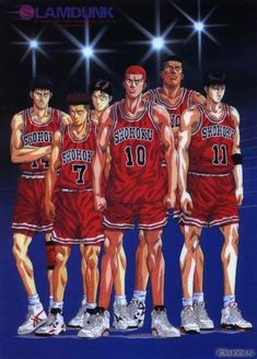 The Best Sneakers from the Slam Dunk Manga and Anime Series Basketball Anime, Basketball Teams, Football Players, Hikaru Nara, Slam Dunk Manga, Inoue Takehiko, Snowboard Girl, Anime Watch, Sad Wallpaper