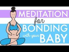 ▶ Meditation for Bonding with Your Baby - HypnoBirthing for Natural Pregnancy & Childbirth - YouTube