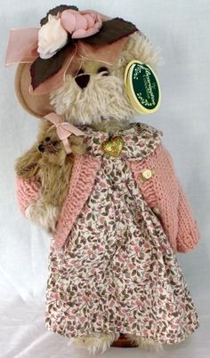 The Bearington Bears Limited Collectible Series Daisy Belle Bears with Stand | eBay