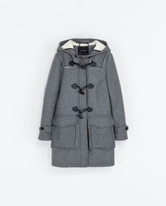 ZARA - WOMAN - TWO-SIDED COAT