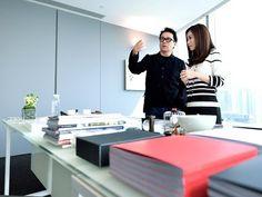 繽紛設計 江欣宜 - 大師系列 香港梁志天的設計巡禮