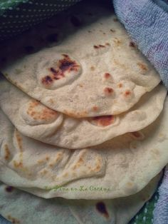 Essential!!! In a nutshell, the homemade flour tortilla is one of the top 5 comfort foods on my list! The  …  Continue reading →
