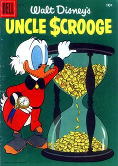 "Walt Disney's ""Uncle $crooge"" No. 12 