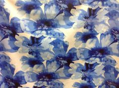 Sew Much Fabric - Cloudy Blue Floral Cotton Lawn, $17.00 (http://stores.smfabric.com/cloudy-blue-floral-cotton-lawn/)