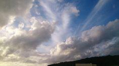 Nubes el 31 de marzo