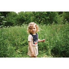 Oeuf OeufNYC SS16 Spring  Jersey Dress Kidswear Kids baby clothes clothing girls boys fashion