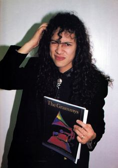 Kirk at the Grammys 89