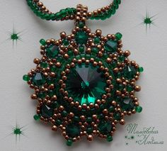 "Set ""Emerald shine"""