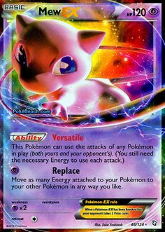 ex pokemon cards | about the old mew ex but i digress mew ex