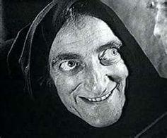 Marty Feldman as Igor, in Young Frankenstein (Mel Brooks film).