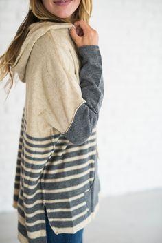 Stone Sweater Hoodie