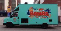 Bambabilen foodtruck