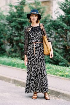 @Who What Wear - Tip of the Day: Maxi Dress