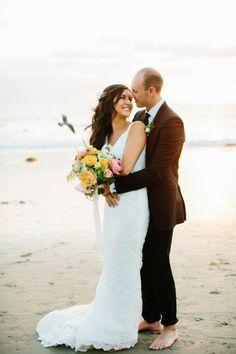 Southern California Beach Wedding | Cami Jane Photography